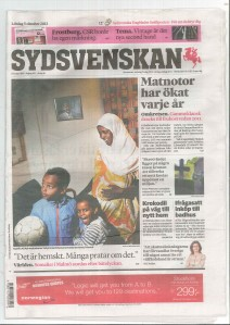 Sydsvenskan 2013-10-05 Somaliska Freds
