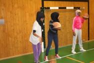 Somaliska Freds basket i Rosengård