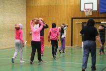 Somaliska Freds basket i Rosengård 2