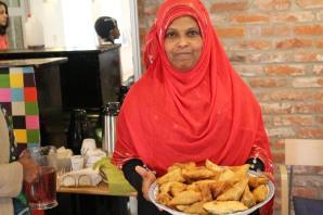 Somaliska Freds på Drömmarnas Hus i Rosengård