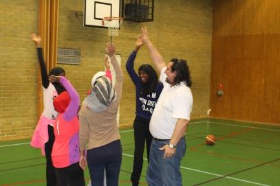 Somaliska Freds basket i Rosengård 3