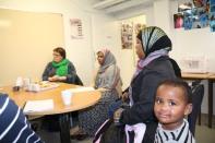 Örtagårdsskolans rektor hos Somaliska Freds 3