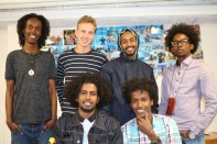 Shiid Life besöker Somaliska Freds