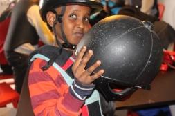 Somaliska Freds ridning i Malmö Jägersro - somalier 2