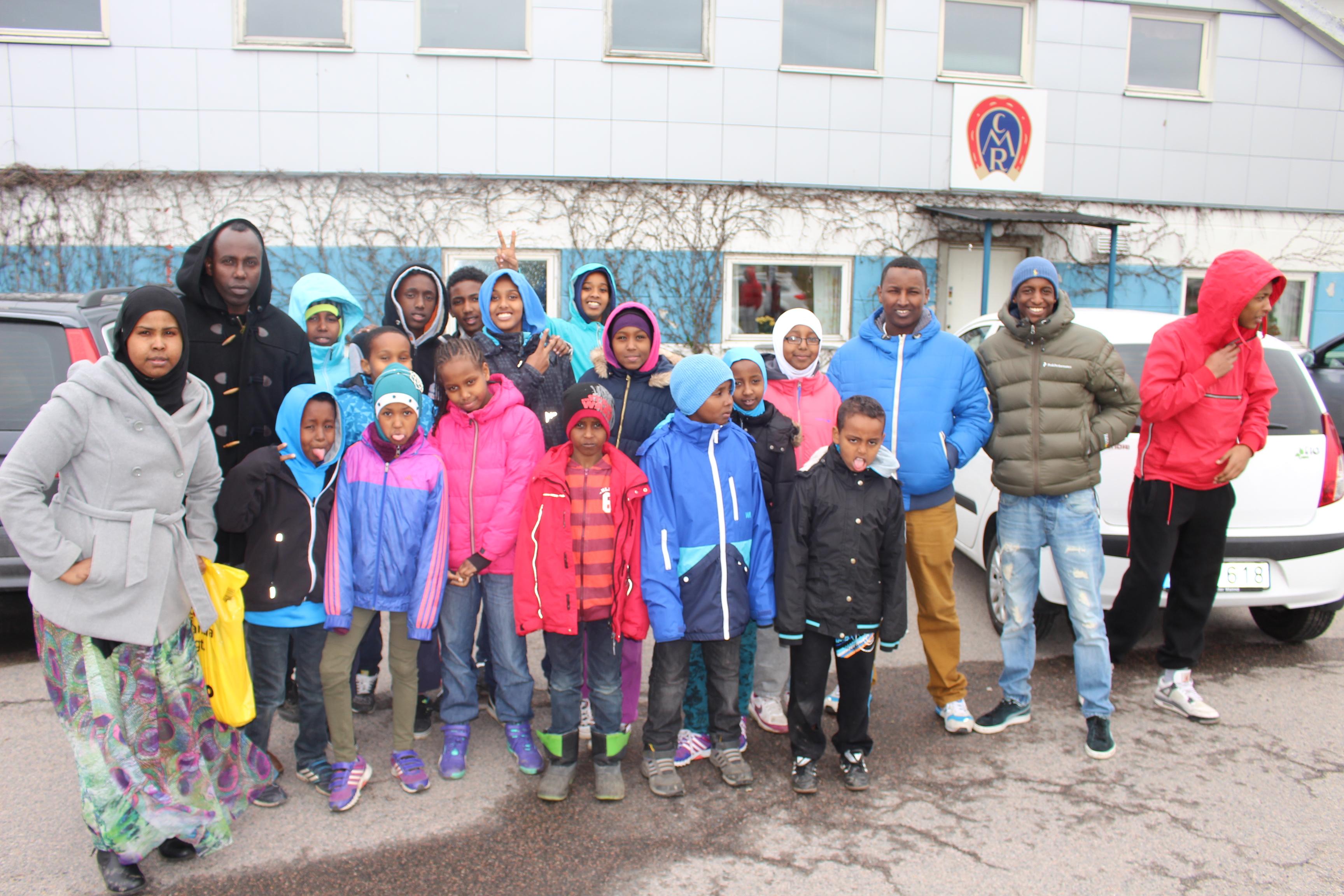 somaliska ungdomsföreningen malmö