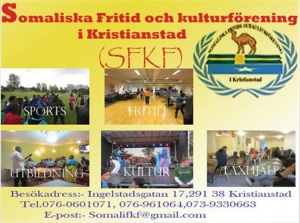 Somaliska Fritid och Kulturförening i Kristianstad