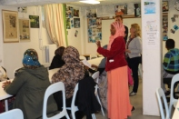 Somaliska Freds Arvsfonden informationsmöte 2