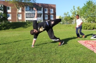 Somaliska Freds capoeira Rosengård Malmö 6