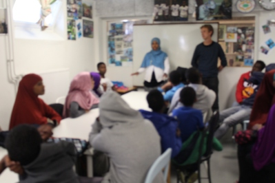Somaliska Freds informationsmöte 28e maj