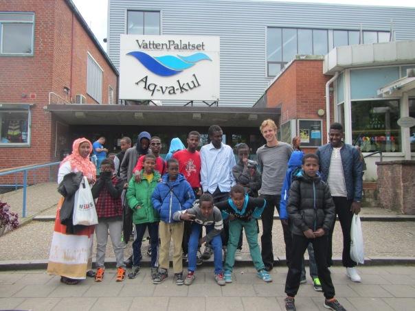 Somaliska Freds på Aq-va-kul