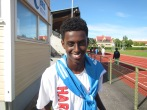 Fotbollsturnering på Gotland Somaliska Freds 2