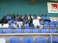 Fotbollsturnering på Gotland Somaliska Freds