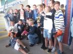 Fotbollsturnering på Gotland