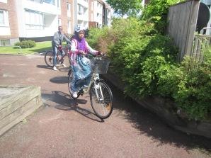 Cykelskola Somaliska Freds