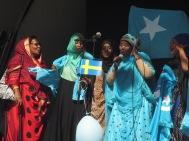 Somaliska nationaldagsfirandet i Folketspark Malmö 2014 2