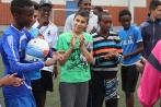 Fotboll i Rosengård Somaliska Freds DBF