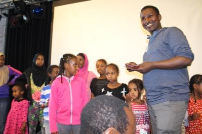 Danstävling i Rosengård Somaliska Freds