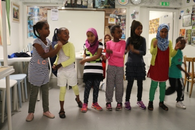 Somaliska Freds dansgrupp