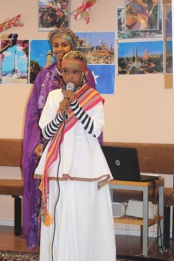 Somaliska Freds och Somaliska Kulturföreningen i Tomelilla