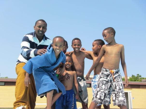Hashim Abdikarem Somaliska Freds
