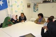 ABF information om hälsa hos Somaliska Freds