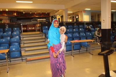 Somaliska Freds bowling Baltiska hallen