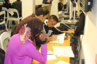 Somaliska Freds läxhjälp i Rosengård