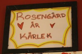 Rosengård är kärlek