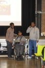 Mustafa Ahmed Jama funktionshindrade i Somalia