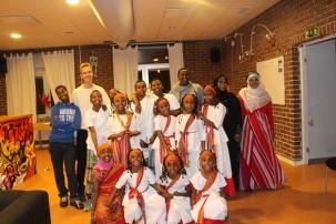Somaliska Freds dhaanto Rosengård Malmö