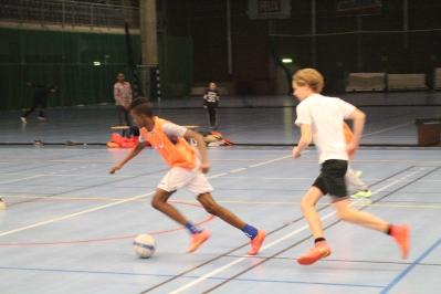 Somaliska Freds DBF fotbollsturnering påsklovet 2015