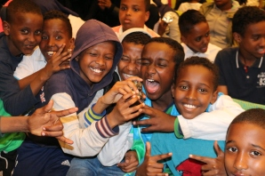 Somaliska Freds avslutning 12:e juni 2015