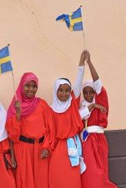 Svenska nationaldagen i Tomelilla Somaliska Freds och Somaliska Kulturföreningen 2015 - 3