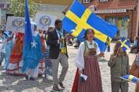 Svenska nationaldagen i Tomelilla Somaliska Freds och Somaliska Kulturföreningen 2015 -4