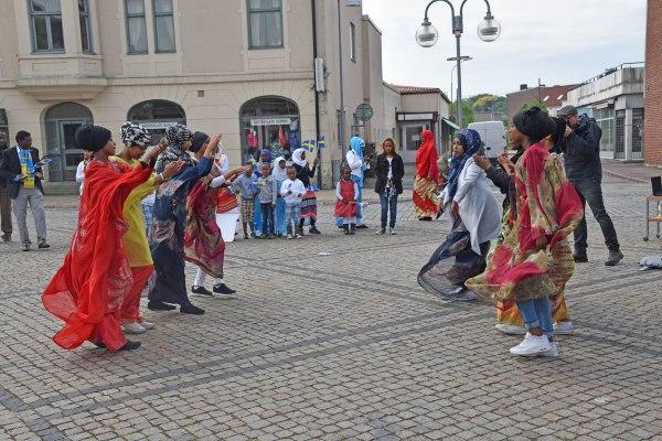 Svenska nationaldagen i Tomelilla Somaliska Freds och Somaliska Kulturföreningen 2015 - 4