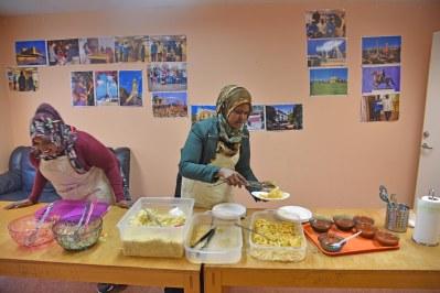 Svenska nationaldagen i Tomelilla Somaliska Freds och Somaliska Kulturföreningen 2015