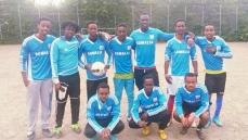 Bild Somaliska Freds fotbollslag 2015