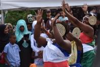 Rosengårdsfestivalen 2015 Somaliska Freds och MKB