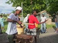 Somaliska Freds DBF läger på Gotland 2015