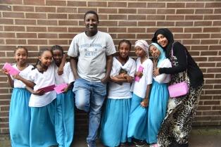 Somaliska Freds dhaanto-grupp - Hashim Abdikarem
