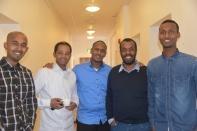Somaliska Paraplyorganisationen i Skåne