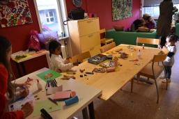 Somaliska Freds och Rädda Barnen på Rosen 68, Herrgården