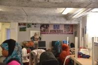 Arvsfonden besöker Somaliska Freds