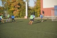 Fotbollsturnering i Rosengård oktober 2015