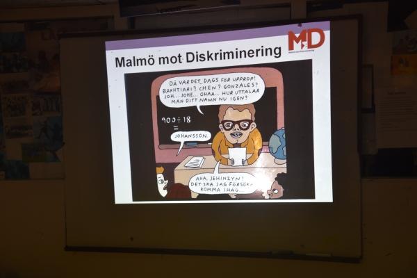 Malmö mot Diskriminering - Somaliska Freds