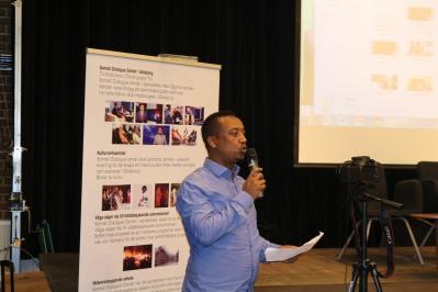 Temakväll om ungdomskriminalitet - Somaliska Freds