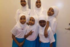 Somaliska Freds avslutningsfest december 2015