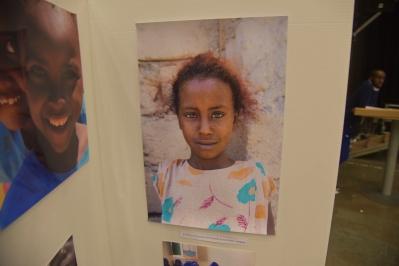 Utställning Gabooye - Somaliska Freds