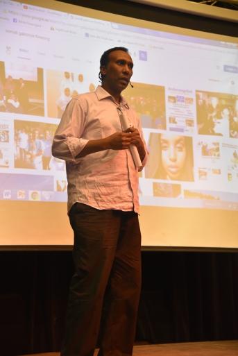 Somaliska Ungdomar Berättar - föreläsning om Gabooye