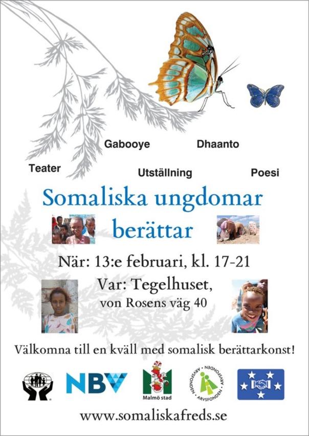 Somaliska Ungdomar Berättar Malmö